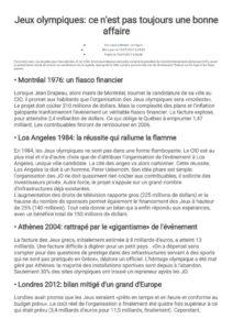 thumbnail of Jeux olympiques_impacts différenciés_Figaro juillet 2017 (1)