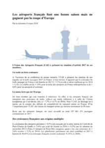 thumbnail of Les aéroports français 2017