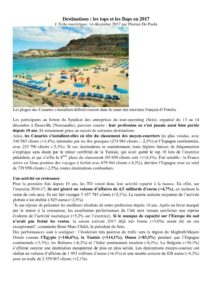 thumbnail of Stats_destinations_fin 2017_L'echo touristique